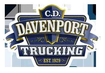 Crane Service - Clayton D  Davenport Trucking, Inc    Construction